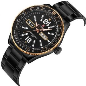 afbb894e174 Naviforce Casual Watch For Men Analog Stainless Steel - NF9102