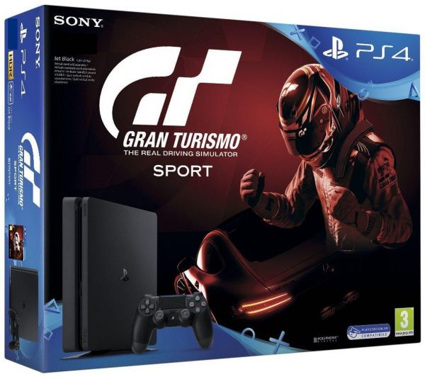sony playstation 4 slim 500 gb gran turismo sport bundle ps4 price review and buy in dubai. Black Bedroom Furniture Sets. Home Design Ideas