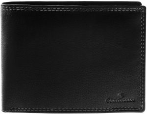 6b4e6ac97680 Continuum Bifold Wallet for Men - Leather