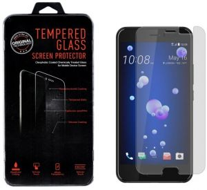 Tempered Glass Screen Protector 2.5D For HTC U 11, Clear
