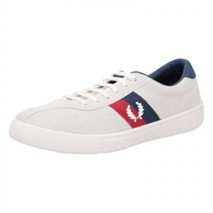 FRED PERRY Light Grey Fashion Sneakers For MEN