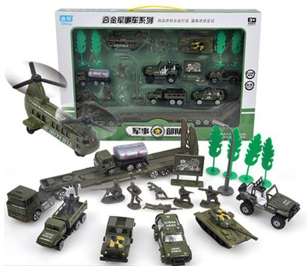 Military Vehicle Toys For Boys : Special forces military vehicles scaled army toy playset