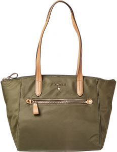 Michael Kors Bag For Women,Olive - Tote bags