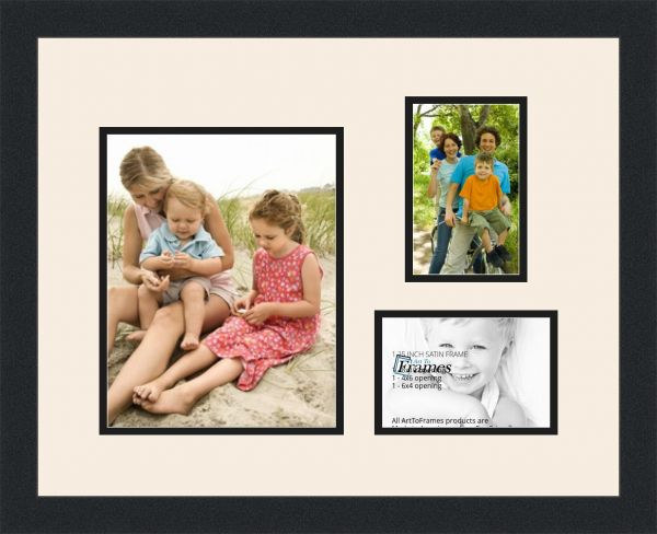 Arttoframes Alphabet Photography Picture Frame With 1 8x10 And 2