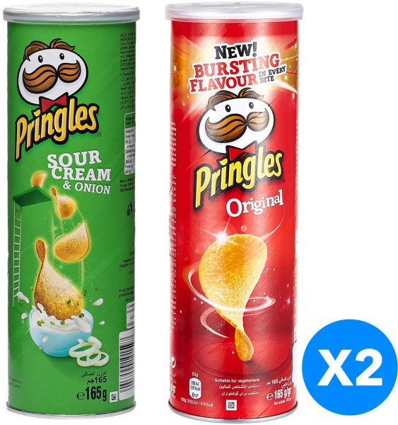 pringles meet pringles Kellogg's pringles brand has released a new limited-edition flavour in the us, inspired by the iconic nashville hot chicken dish.
