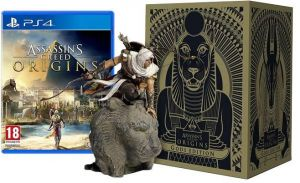 Assassins Creed Origins Collectors Edition 3 PlayStation 4 By Ubisoft