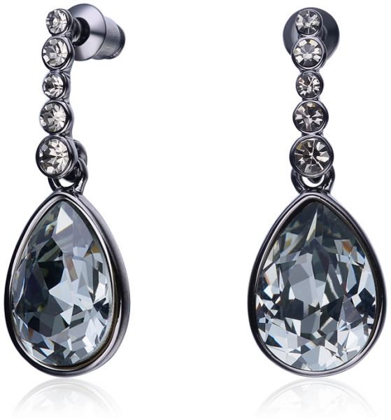 where to buy titanium earrings buy mestige els009 s titanium swarovski drop and 9978