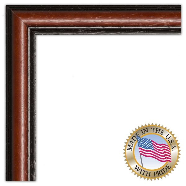 Souq | ArtToFrames 19x19 / 19 x 19 Picture Frame Traditional Cherry ...