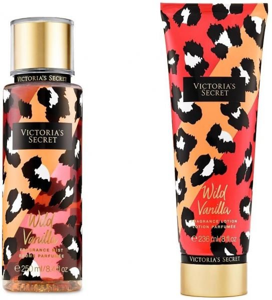 2980a4e5f4 VICTORIA S SECRET Limited Edition Wild Vanilla Fragrance Lotion ...