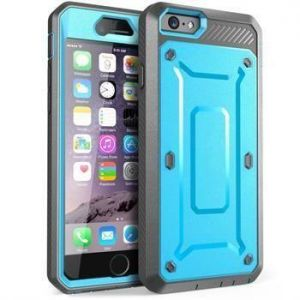 8258568609b1c0 Sky Blue Color Hot Hybrid Shock Water Dust Proof Protector Bumper Heavy  Duty Case Cover For Apple iPhone 6 6S  awd