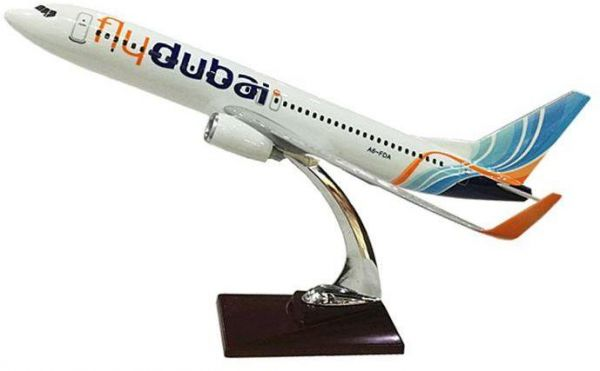 1/200 FlyDubai Boeing 737-800 RESIN MODEL AIRCRAFT