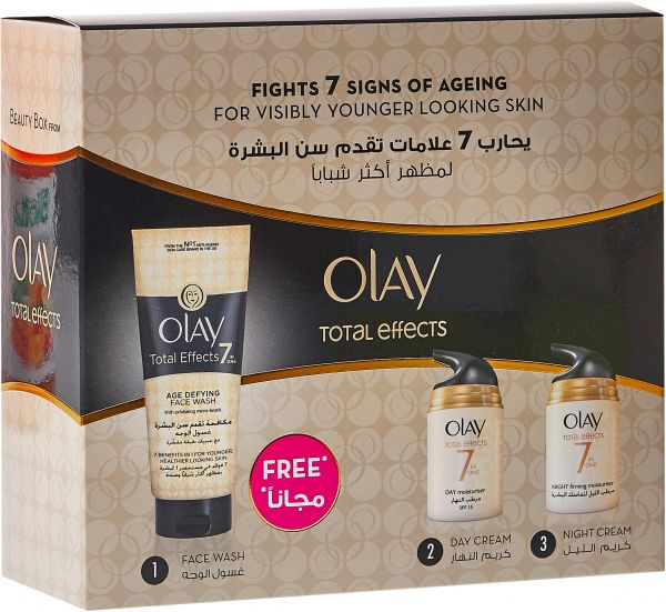 Olay Total Effects 7 In 1 Anti Aging Daily Face