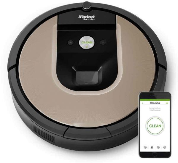 IRobot Roomba 966 Robotic Automatic Vacuum Cleaner