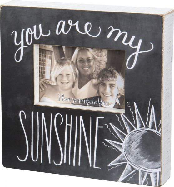 Primitives By Kathy Box Frame My Sunshine 10 Square Inch Souq Uae