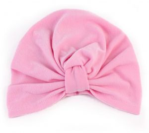 Newborn Baby Soft Warm Hat Toddler Kids Cotton Boys Girls pink Cap d500ce74601
