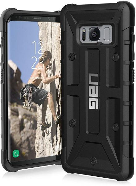 cheap for discount 3f106 73cd5 UAG Samsung Note 8 Plasma Feather-Light Rugged Armor Drop Protection Phone  Case
