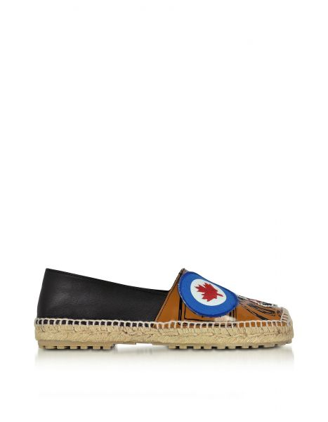 Dsquared2 Espadrilles leather