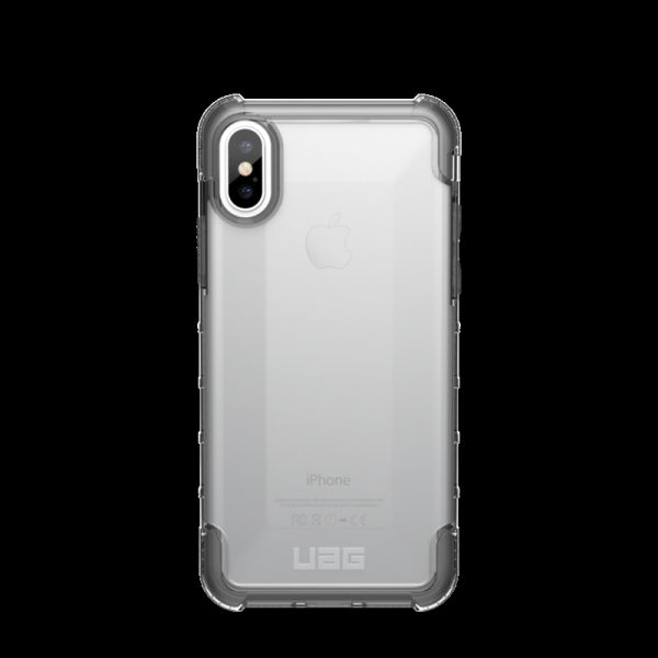 premium selection 317b9 7d58d Urban Armor Gear Plyo Series Case for iPhone X, Ice