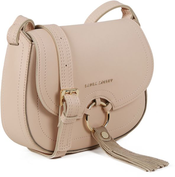 Laura Ashley Daisy V2 Crossbody Bag For Women Beige