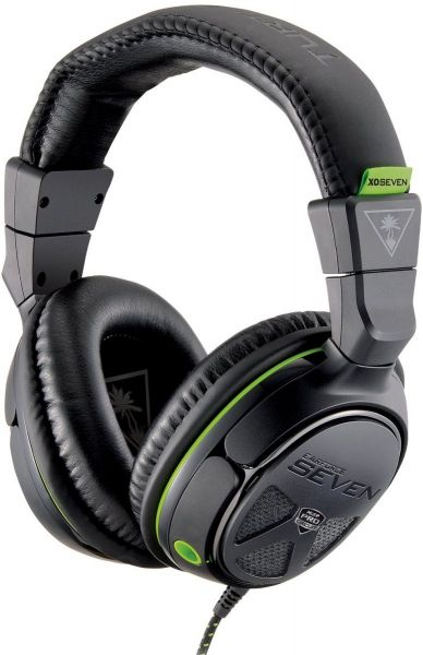 Turtle Beach Ear Force Xl Headset Tbs  Review
