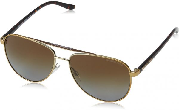 d3ab445bdd8 Michael Kors Aviator Women s Sunglasses - MK5007-104-4T5-59 - 59-14-135mm