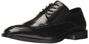 Kenneth Cole Oxford Shoe For Men - Black