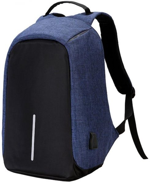 f8c870138f Unisex Laptop Bags Anti-theft Notebook Backpack With USB Charger Port  Student School Bag
