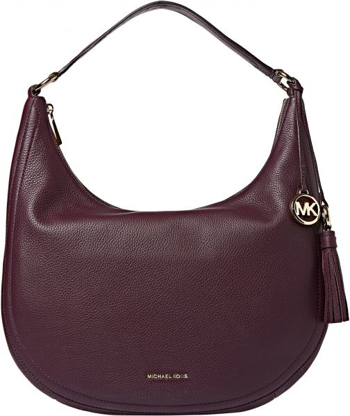 64fe19dfb87e Michael Kors Hobo Bag for Women - Purple