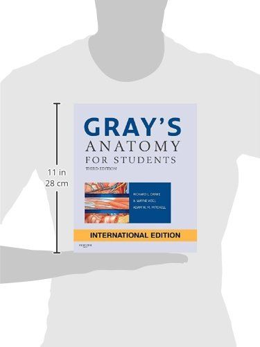 Buy Gray\'s Anatomy for Students | KSA | Souq