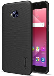Asus Zenfone 4 Selfie Pro(ZD552KL) Nillkin cover Shield Back Case [Black  Color] BY ONLINEPHONE