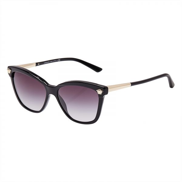 83ff9d8dfc02 Versace Square Women s Sunglasses - VE4313-GB1 8G-57 - 57-15-140mm ...