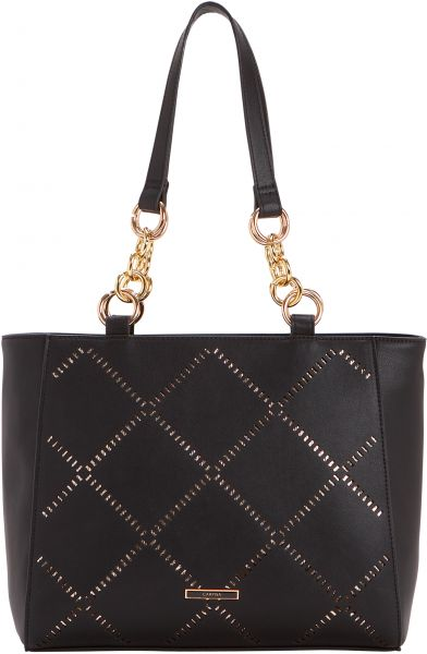 Carpisa Raja Tote Bag For Women Black