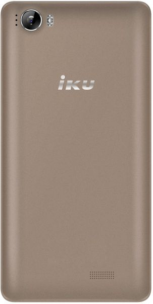 IKU C50i Dual-SIM , 8GB 1GB Ram 3G , Brown