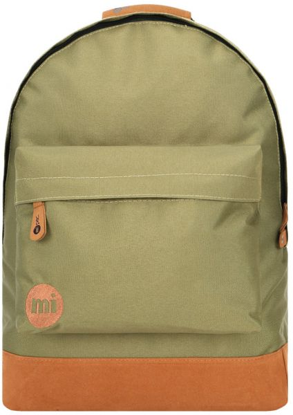 Mi Pac Unisex Laptop Backpack Green Souq Uae
