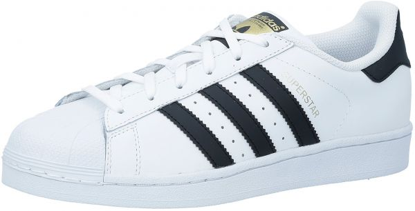 adidas Originals Superstar Sneaker For Men - White