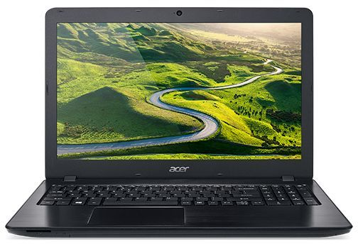 Acer Aspire F5-573G-735Y Laptop - Intle Core i7-7500U, 15.6 Inch, 1TB +  128GB, 8GB, 4GB VGA-GTX950M, Eng-Arb-KB, Windows 10, Black