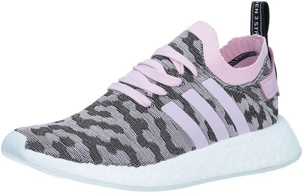 adidas Originals NMD R2 Prime Knit Sneaker For Women - Pink  4baca177b