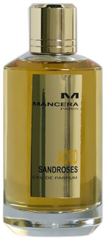 Sand Roses by Mancera for Women - Eau de Parfum, 120ml