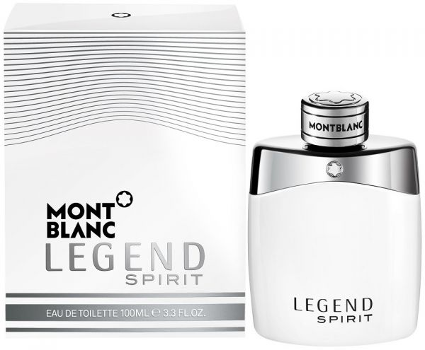 mont blanc legend spirit review