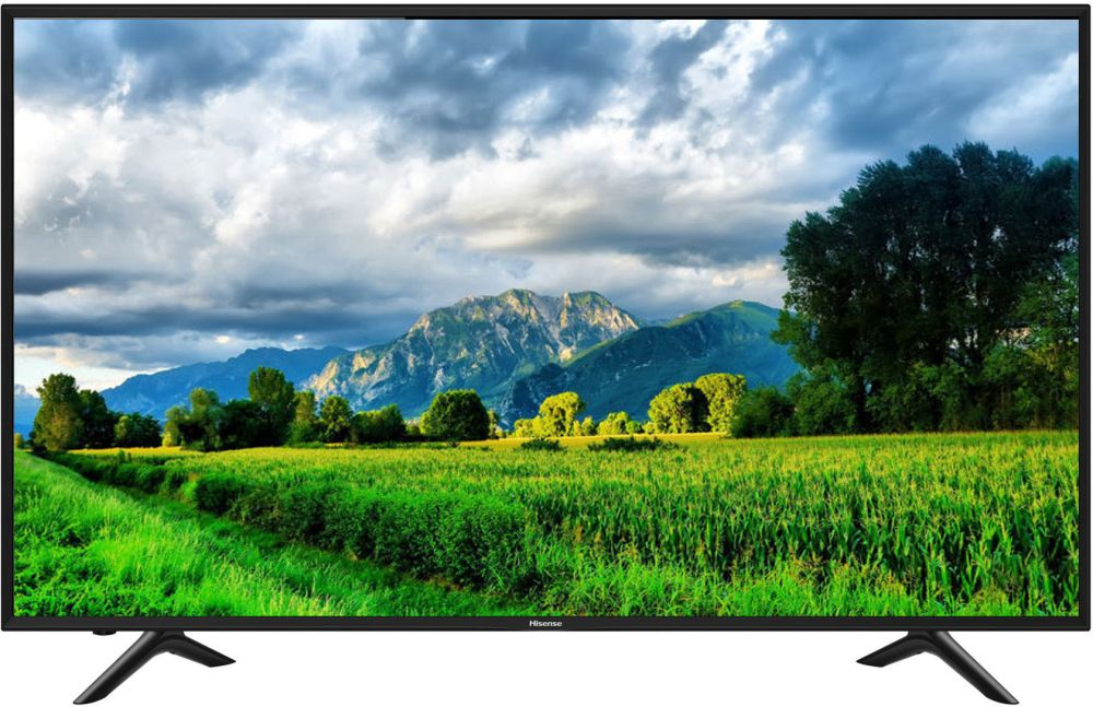 Hisense 55 Inch 4K Ultra HD Smart TV with built-in WIFI - 55N3000UW