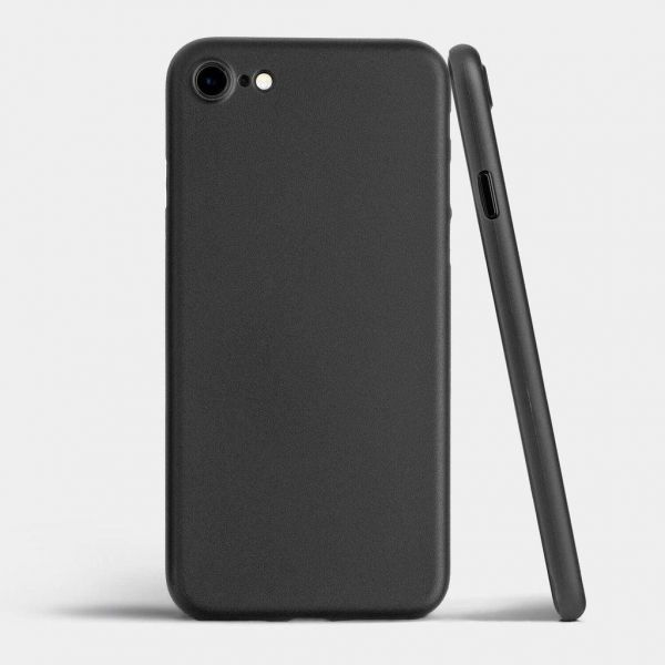 finest selection ebba0 7fc13 Mobile cover Iphone 8 - super thin case - black