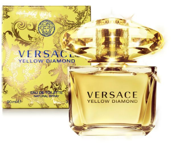 Versace Yellow Diamond Perfume Ml