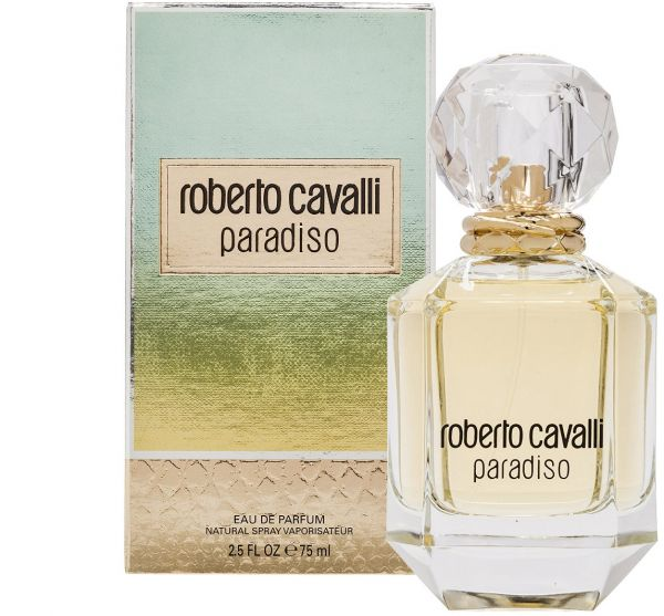 paradiso by roberto cavalli for women eau de parfum. Black Bedroom Furniture Sets. Home Design Ideas
