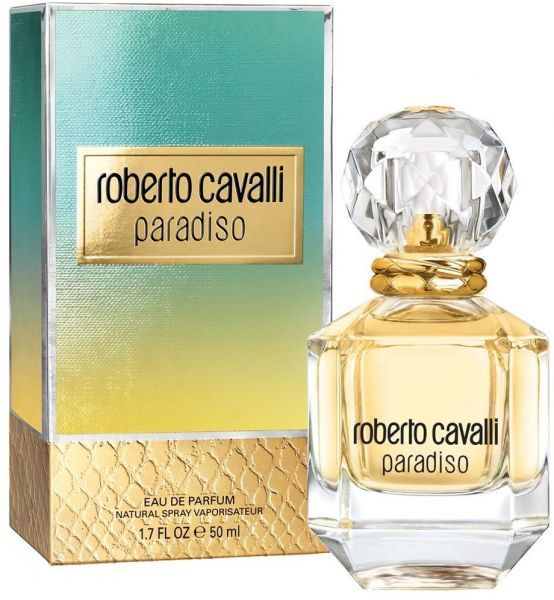 13a4df61e80f4 Paradiso by Roberto Cavalli for Women - Eau de Parfum