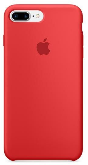 c72ec3e0a Apple Silicone case for iPhone 7 Plus   8 Plus - Product Red