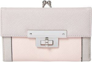 a470a05ca5 New Look Pink Polyurethane For Women - Bifold Wallets