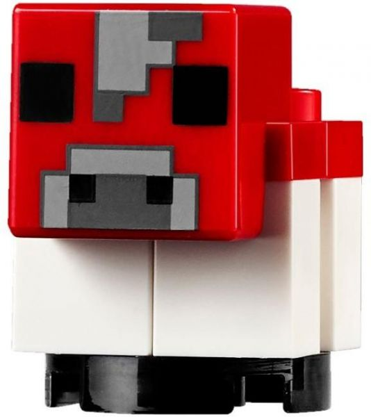 LEGO MINECRAFT - The Mushroom Island 21129, price, review and buy in ...