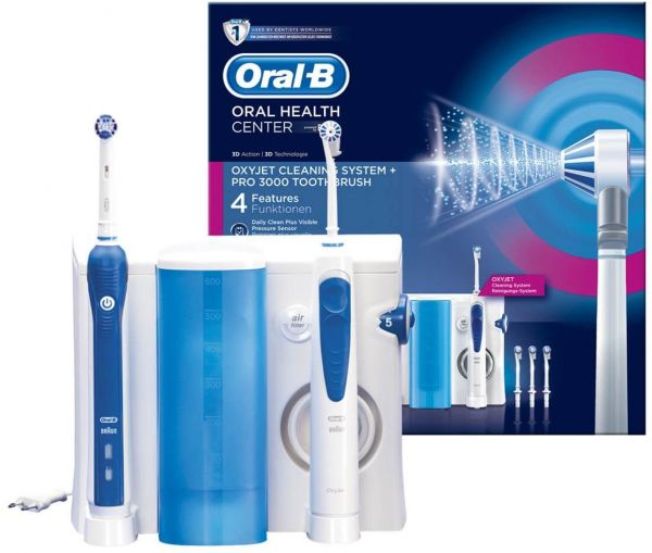 souq braun oral b professional care dental water jet oxyjet uae. Black Bedroom Furniture Sets. Home Design Ideas