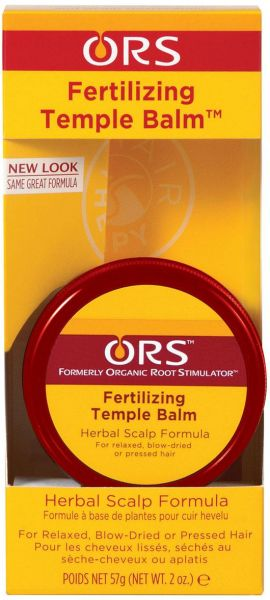 Ors Fertilizing Temple Balm Newly Emerging Hair Shafts Growth