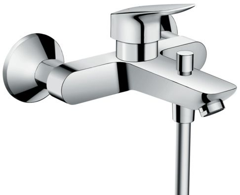 Souq | HANSGROHE- Silver Chrome Shower Accessories | UAE